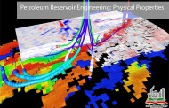 Petroleum Reservoir Engineering: Physical Properties