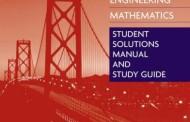 حل المسائل ریاضیات مهندسی پیشرفته Kreyszig