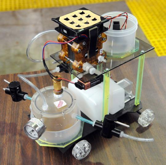 ماشین هیدروژنی