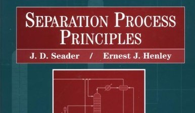 Separation Process Principles 2nd - Seader Solution
