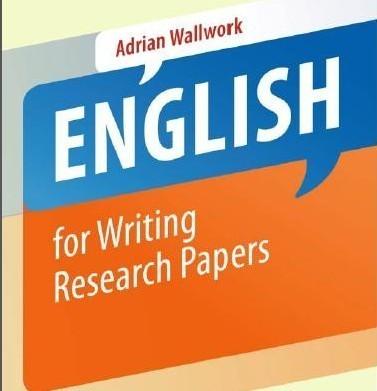 کتاب انگلیسی برای نوشتن مقاله های پژوهشی