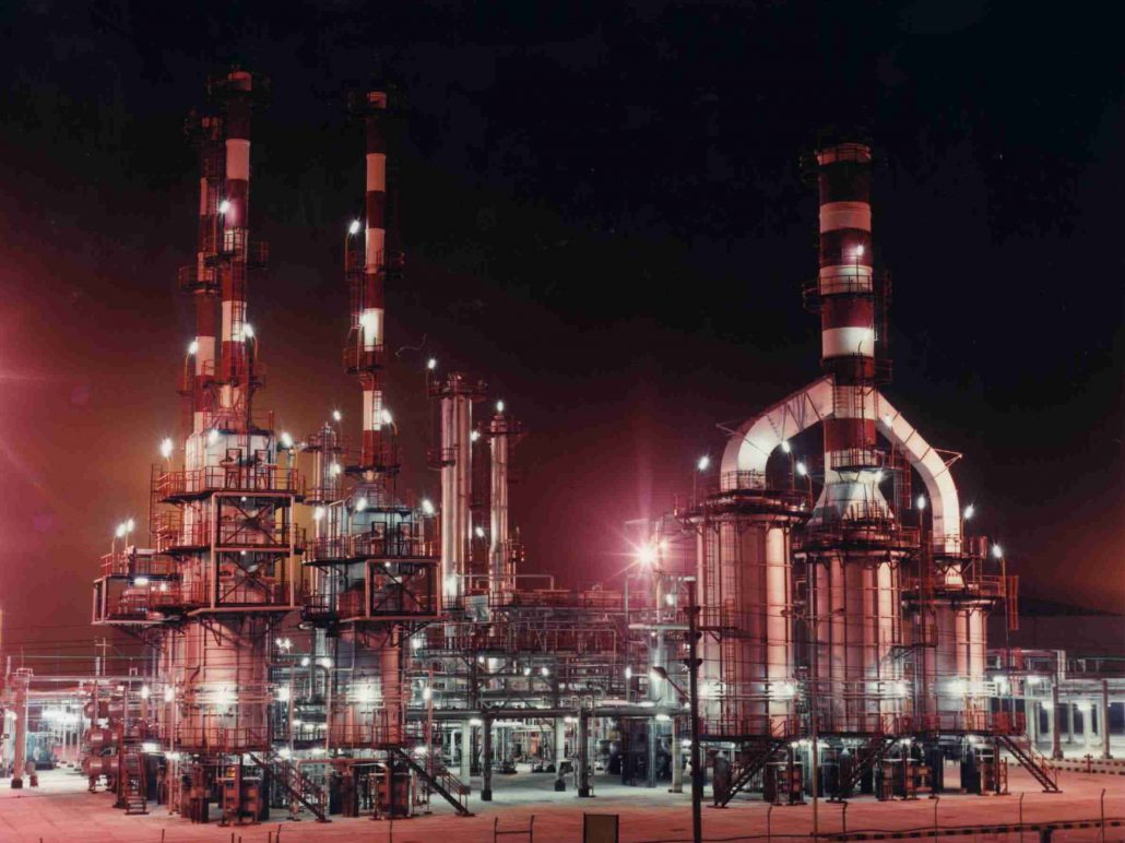 گزارش كارآموزي آزمايشگاه كنترل كيفيت مواد نفتي