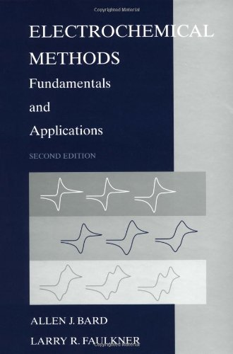 کتاب الکتروشیمی بارد (Electrochemical Methods: Fundamentals and Applications)