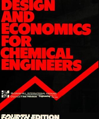 Plant Design and Economics for Chemical Engineers-Peters and Timmerhaus.4ed