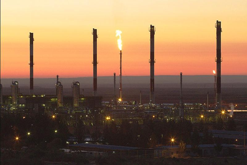 مروری بر فرآیند پالایش نفت