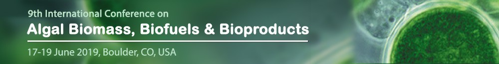 International Conference on Algal Biomass, Biofuels and Bioproducts