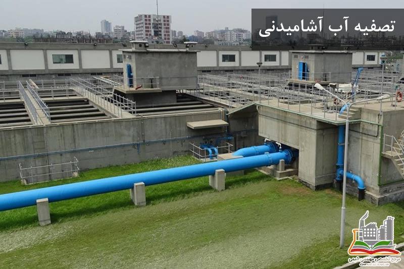 تصفیه آب آشامیدنی