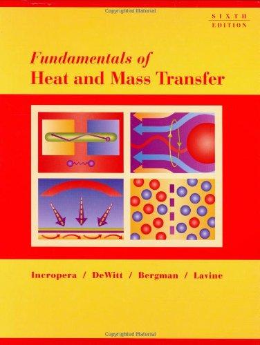 کتاب انتقال حرارت اینکروپرا