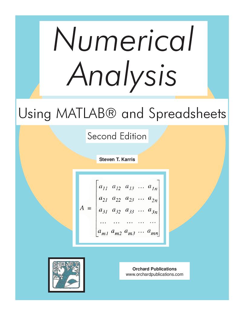 دانلود کتاب Numerical Analysis