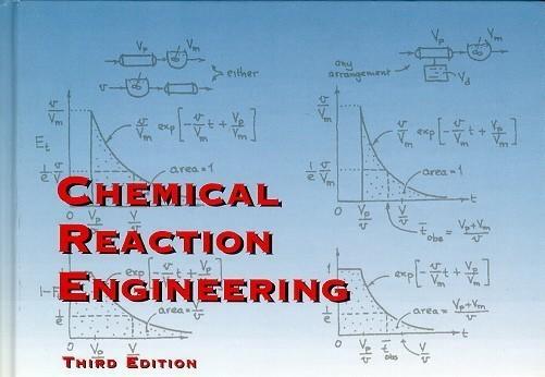 دانلود کتاب راکتور لون اشپیل (Chemical reaction engineering Levenspiel)