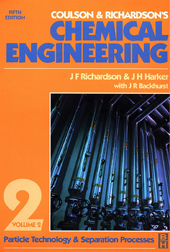 coulson and richardson chemical engineering volume 2