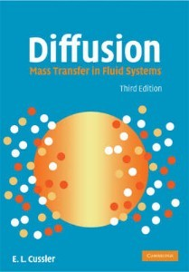 کتاب( Diffusion Mass Transfer in Fluid Systems-3rd edition(E. L. Cussl