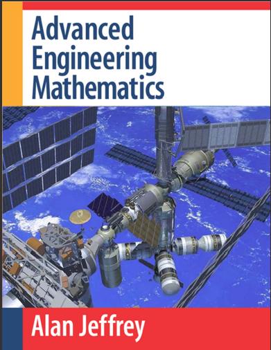 کتاب ریاضیات پیشرفته مهندسی جفری