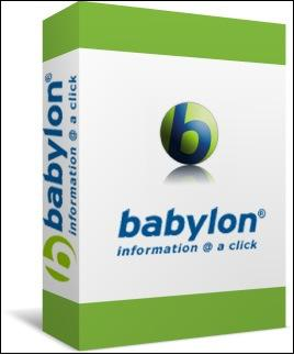 دانلود ديكشنري بابيلون(Babylon)
