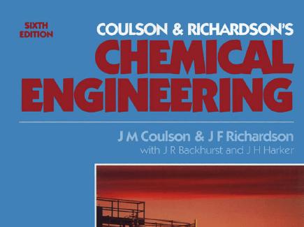 حل المسائل coulson and richardson chemical engineering v1