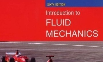 دانلود Introduction to Fluid Mechanics 6th Edition by Robert W.Fox