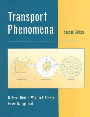 حل المسائل کتاب پدیده های انتقال برد (Transport Phenomena Solution (R.B
